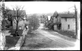West Main Street, White Mills