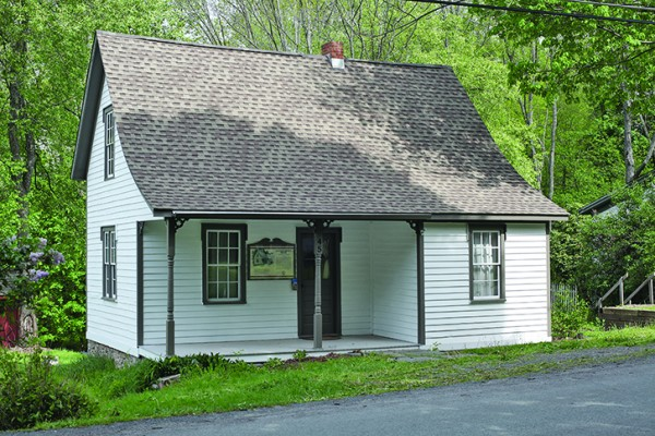 1867 Glassworker's House Open May 23 & 24